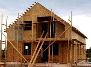 Построить недорогой дом фото