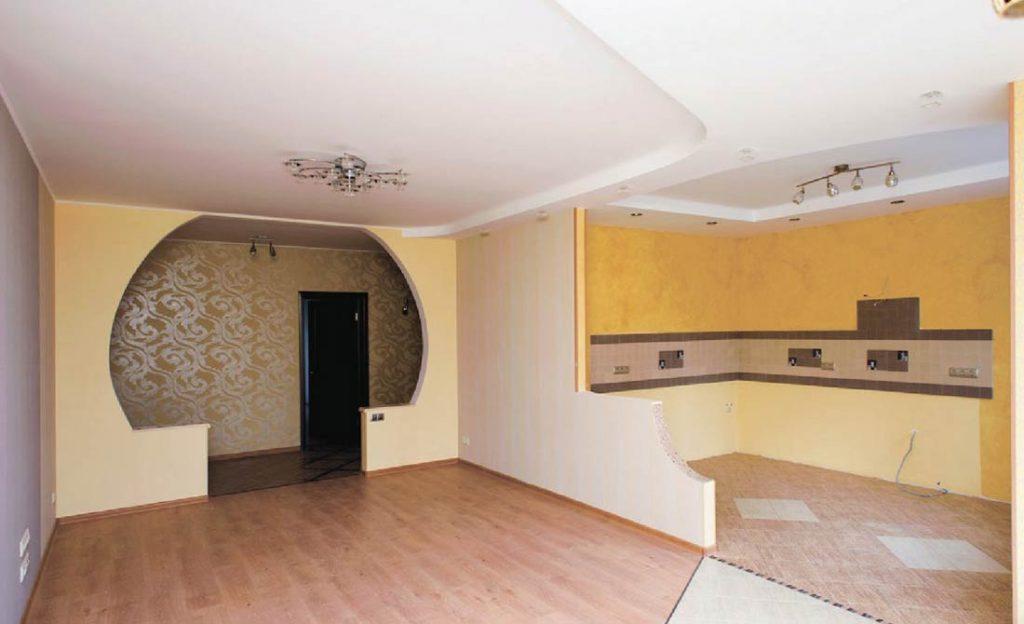 Ремонт квартир в старом фонде и отделка новых помещений