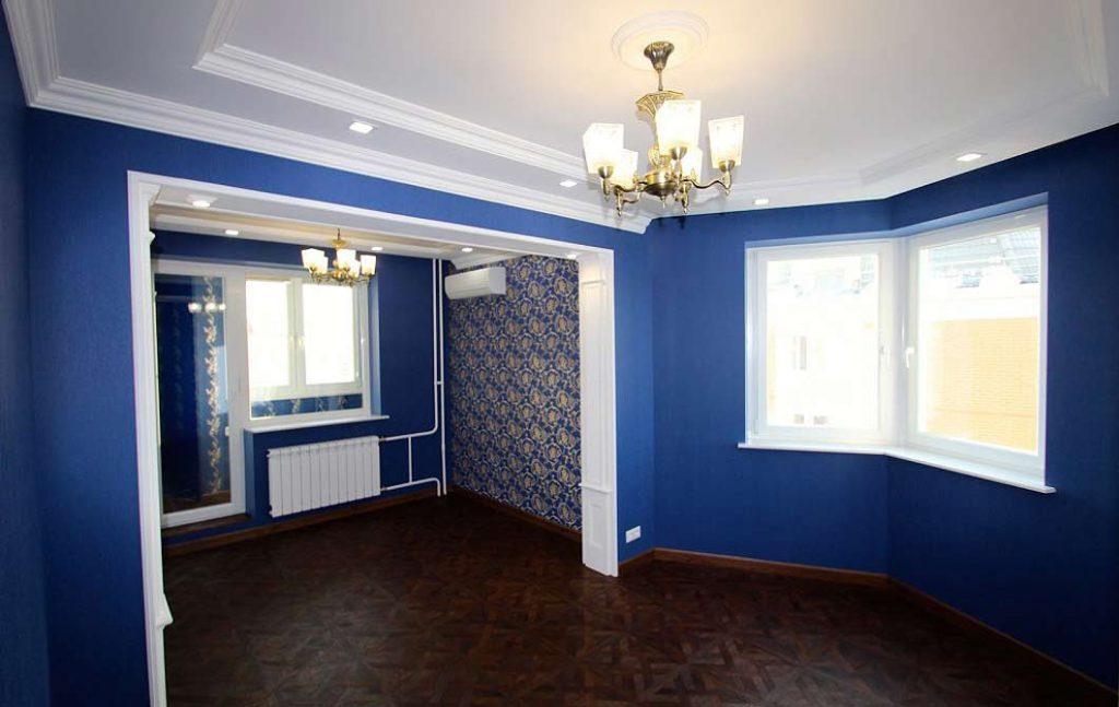 Необычный ремонт квартир в Краснодаре: современно и красиво